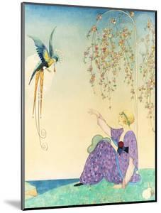 Vogue - February 1914 by George Wolfe Plank