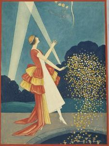 Vogue - May 1926 by George Wolfe Plank