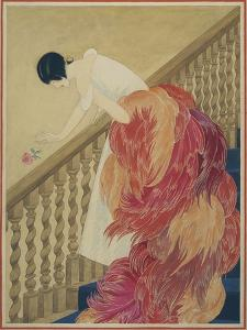 Vogue - November 1924 by George Wolfe Plank