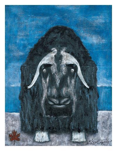George-Kevin Snyder-Art Print