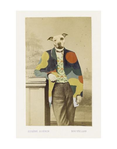 George-Philippe Debongnie-Art Print