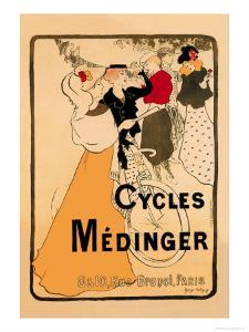 Cycles Medinger by Georges-alfred Bottini