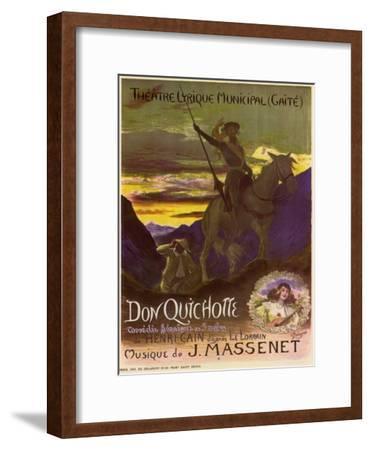 Don Quixote, c.1910