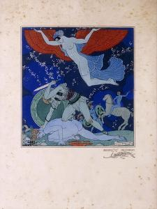 Aggressus Ressurgo, 1918 by Georges Barbier