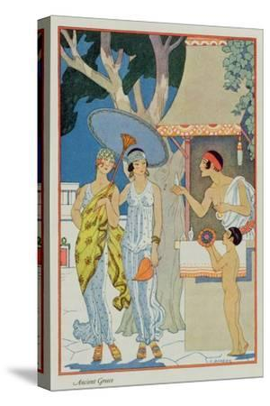 Ancient Greece, from 'The Art of Perfume', pub. 1912