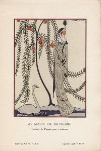Au Jardin Des Hesperides by Georges Barbier