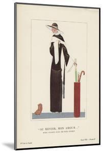 Au Revoir, Mon Amour by Georges Barbier
