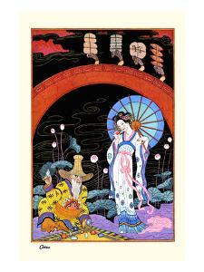 China by Georges Barbier