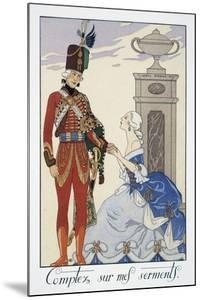 Comptez Sur Mes Serments (I'Ll Be Faithful to You) by Georges Barbier
