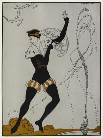 Designs On the Dances Of Vaslav Nijinsky
