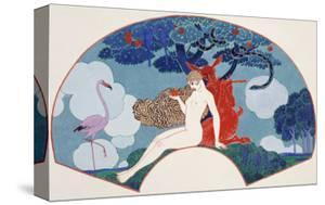 Eve by Georges Barbier