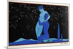 Evening by Georges Barbier