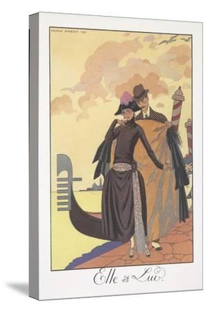Falbalas Et Fanfreluches, Almanac for 1924, Serenade