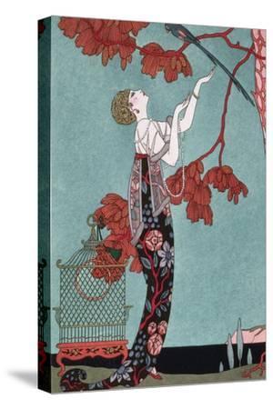 Fashion Illustration, 1914