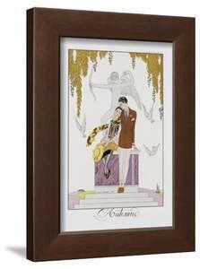 L'Automne by Georges Barbier
