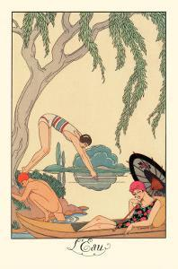 L'Eau by Georges Barbier