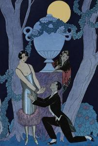 L'Olsarice by Georges Barbier