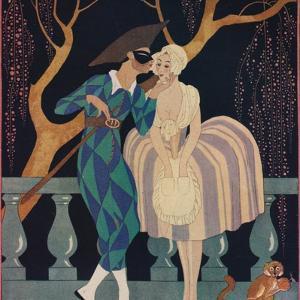 'La Finette', c1927 by Georges Barbier