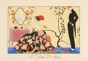 Le Grand Decolletage by Georges Barbier