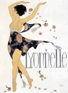 Lyonnelle by Georges Barbier