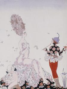 Mother Nature by Georges Barbier