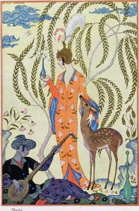 'Persia', 1912 by Georges Barbier