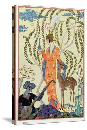 Persia, Illustration from The Art of Perfume, Pub. 1912