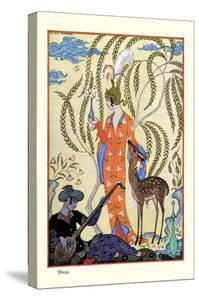 Persia by Georges Barbier
