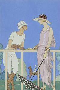 Polo by Georges Barbier