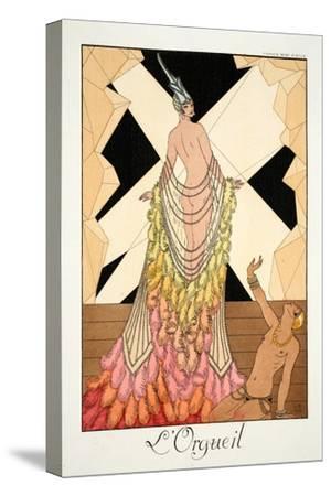 Pride, from 'Falbalas and Fanfreluches, Almanach des Modes Présentes, Passées et Futures', 1925