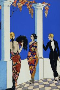 The Taste of Chales by Georges Barbier