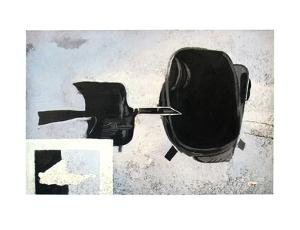 A Tire D'ailes by Georges Braque