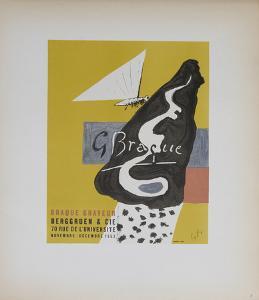 Braque Graveur by Georges Braque