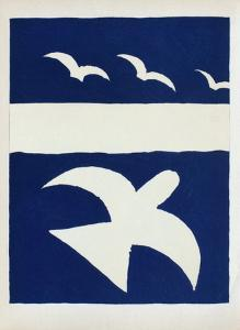 Carnets Intimes I by Georges Braque
