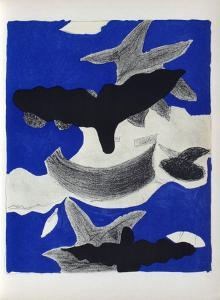 Carnets Intimes III by Georges Braque