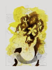 Carnets Intimes VI by Georges Braque