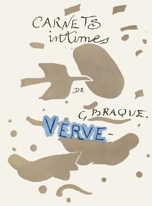 Carnets Intimes by Georges Braque