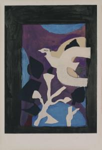 Derniers Messages, 1967avant la lettre by Georges Braque
