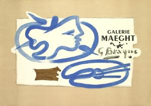 Galerie Maeght by Georges Braque