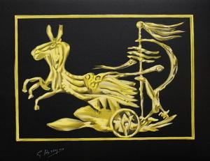 Métamorphoses 10 by Georges Braque
