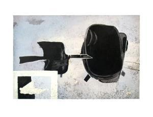 Tire d'Ailes, 1956 by Georges Braque