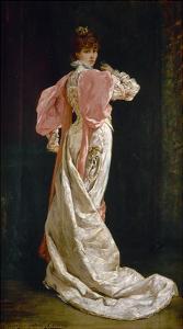 Sarah Bernhardt (1844-1923) by Georges Clairin
