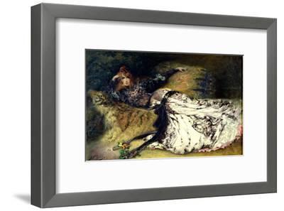 Sarah Bernhardt 1871