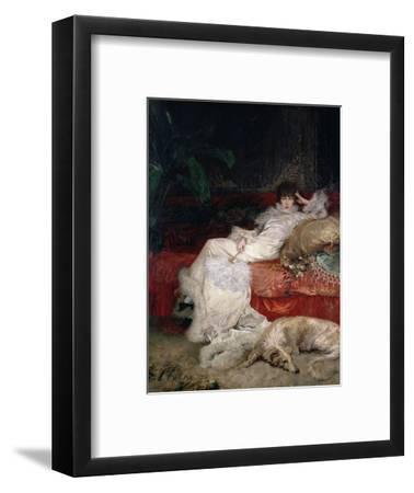 Sarah Bernhardt 1876