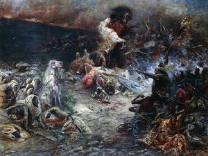 The Carnage by Georges Clairin