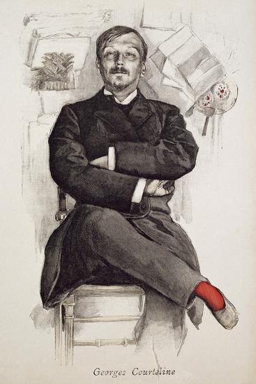 Georges Courteline--Giclee Print