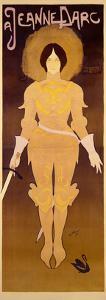 Joan d'Arc by Georges de Feure