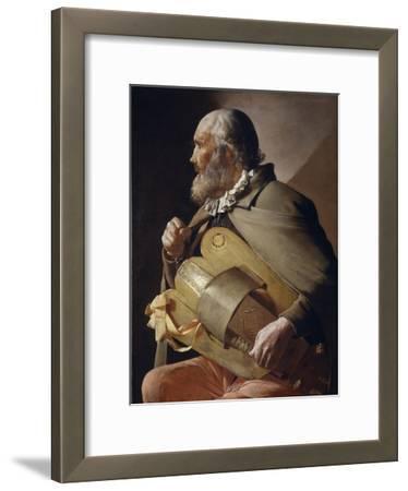 Blind Hurdy-Gurdy Player, 1610-1630
