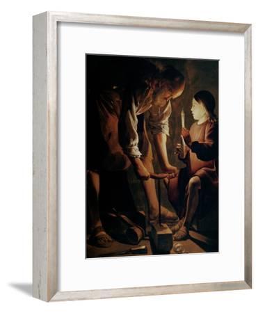 Saint Joseph, the Carpenter