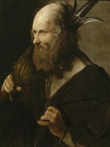 Saint Jude Thaddée by Georges de La Tour